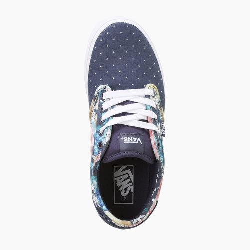 Sneakers di tela VANS da donna vans, viola, 589-9292 - 19