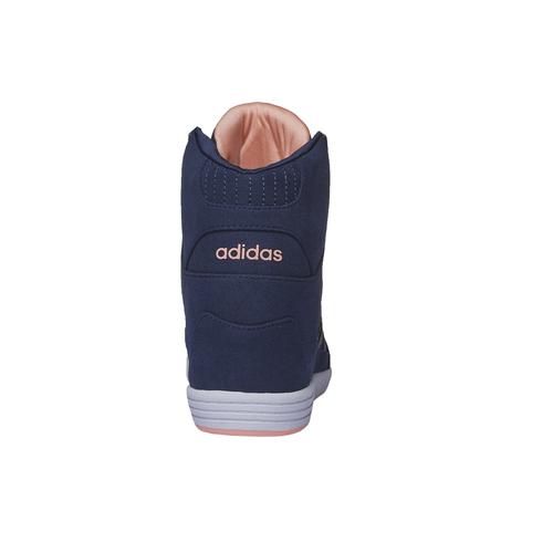 sneaker alla caviglia con zeppa adidas, viola, 503-9689 - 17