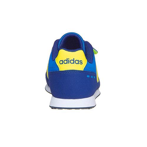 Sneakers blu da bambino adidas, blu, 301-9113 - 17