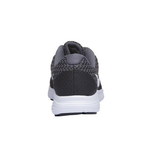 Sneakers sportive da donna nike, nero, 509-6220 - 17