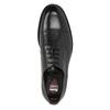 Scarpe basse da uomo in pelle bata-comfit, nero, 824-6928 - 19