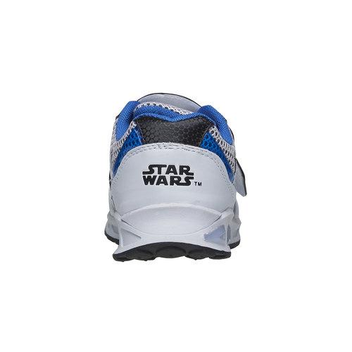 Sneakers Star Wars da bambino, bianco, 319-1209 - 17