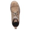 Scarpe di pelle alla caviglia. weinbrenner, marrone, 896-3133 - 19
