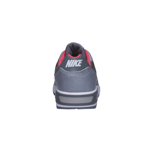Sneakers da bambino nike, grigio, 409-2119 - 17