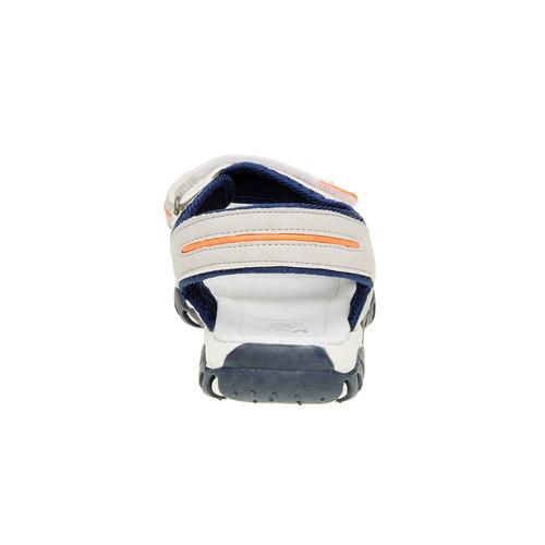 Sandali da bambino mini-b, grigio, 361-2181 - 17