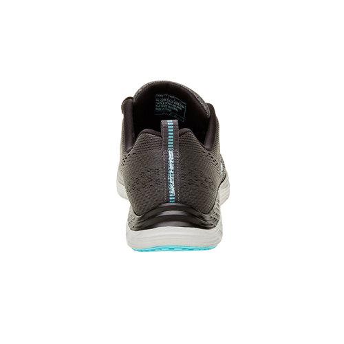 Sneakers sportive da donna skechers, grigio, 509-2706 - 17
