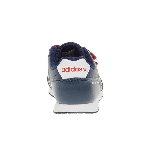 Scarpe bambini adidas, blu, 301-9237 - 17