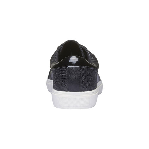 Sneakers da donna north-star, nero, 541-6253 - 17