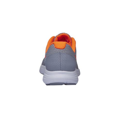 Sneakers Nike nike, grigio, 409-2322 - 17