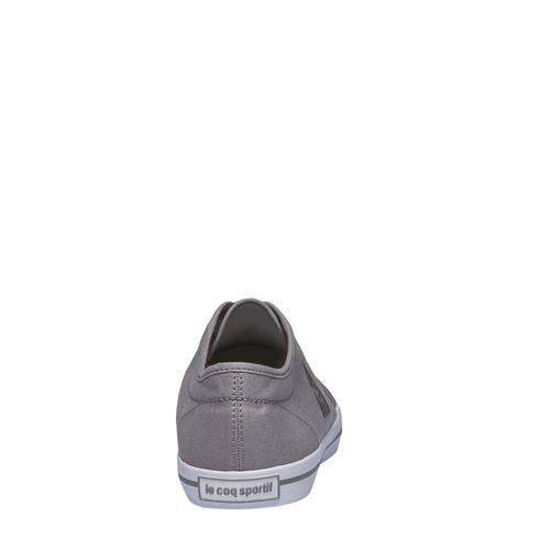 Sneakers di tela informali le-coq-sportif, grigio, 589-2140 - 17