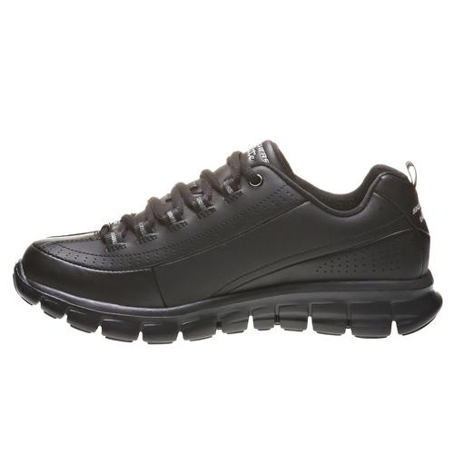 Sneakers sportive skechers, nero, 504-6323 - 15