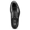Scarpe basse da uomo in pelle bata, nero, 824-6870 - 17
