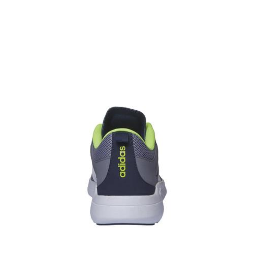 Sneakers sportive da uomo adidas, grigio, 809-2133 - 17