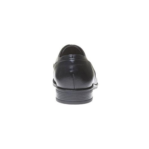 Scarpa bassa uomo bata, nero, 824-6503 - 17