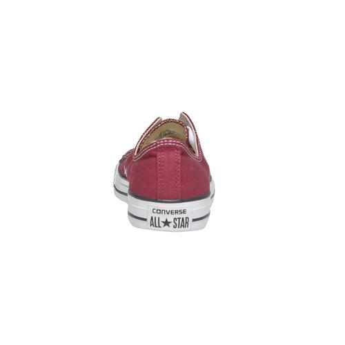 Sneakers da uomo converse, rosso, 889-5279 - 17