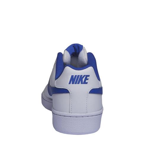 Sneakers da uomo in pelle nike, bianco, 801-1164 - 17