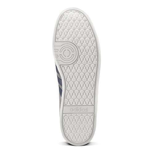 Scarpe da passeggio da uomo adidas, grigio, 803-2122 - 17