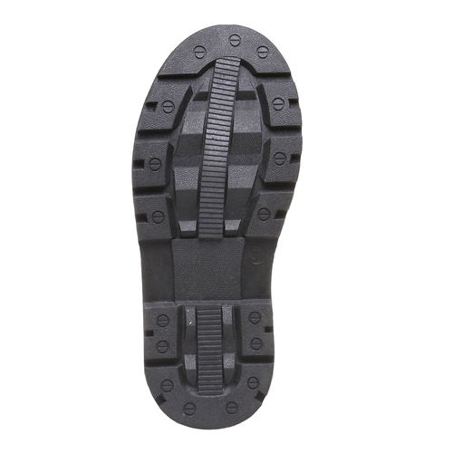 Boot  violetta, nero, 391-6125 - 18