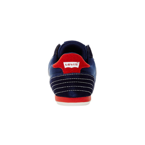 Sneakers informali da uomo levis, blu, 841-9198 - 17