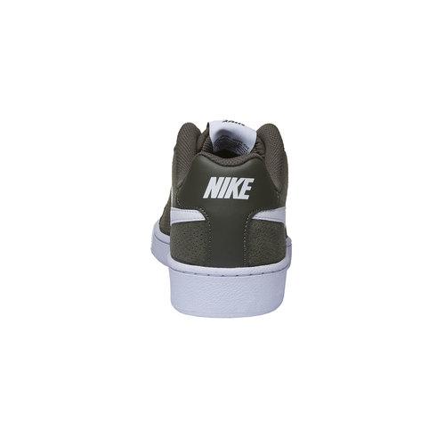 Sneakers Nike di pelle nike, marrone, 803-4338 - 17