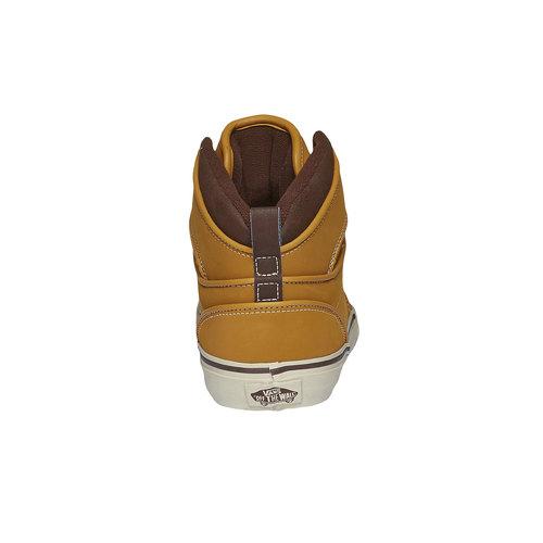 sneaker alte da uomo vans, marrone, 801-8305 - 17