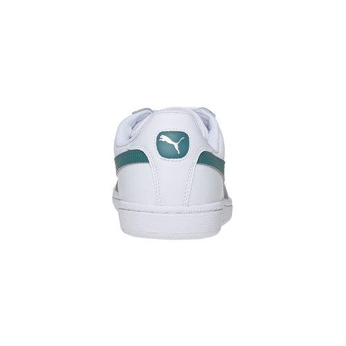 sneaker da uomo puma, bianco, 804-1251 - 17