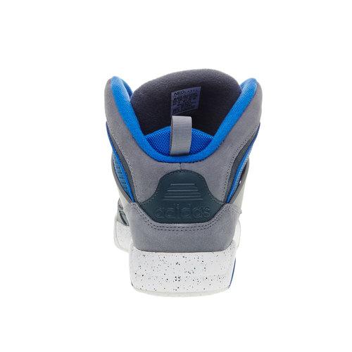 Sneakers uomo adidas, grigio, 803-2107 - 17