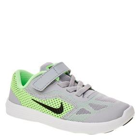 Sneakers sportive da bambino nike, verde, 109-7127 - 13