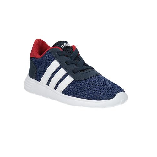 Sneaker da bambino dal design sportivo adidas, blu, 109-9141 - 13