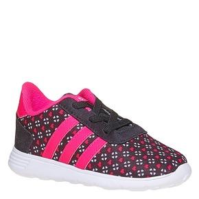Sneakers da ragazza adidas, nero, 109-6141 - 13