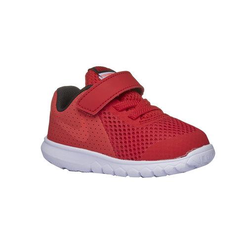 Sneakers Nike da bambino nike, rosso, 109-5324 - 13