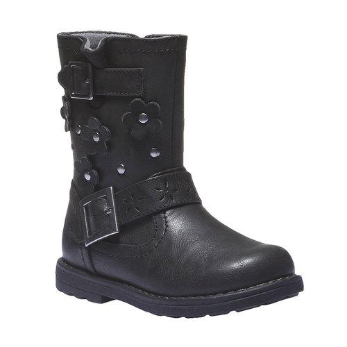 Scarpe bambini mini-b, nero, 291-6122 - 13