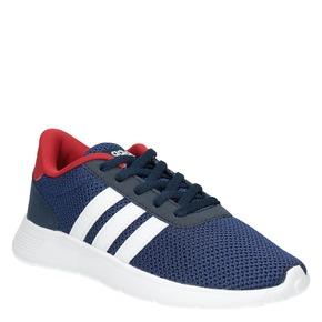 Sneakers da bambino dal taglio sportivo adidas, blu, 309-9141 - 13