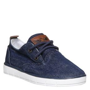 Sneakers informali da bambino mini-b, viola, 319-9200 - 13