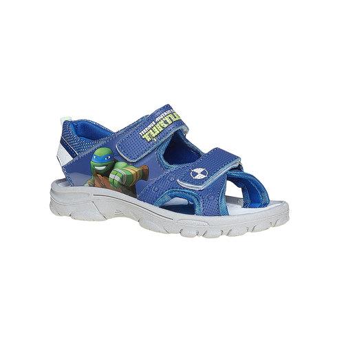 Sandali per bambino con le Tartarughe Ninja, blu, 361-9155 - 13