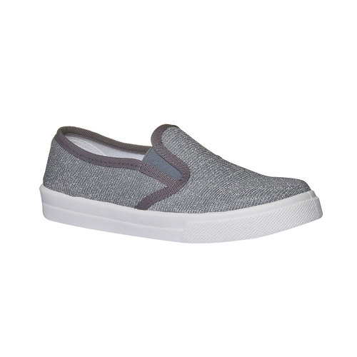Scarpe Plim Soll argentate north-star-junior, bianco, 329-1172 - 13
