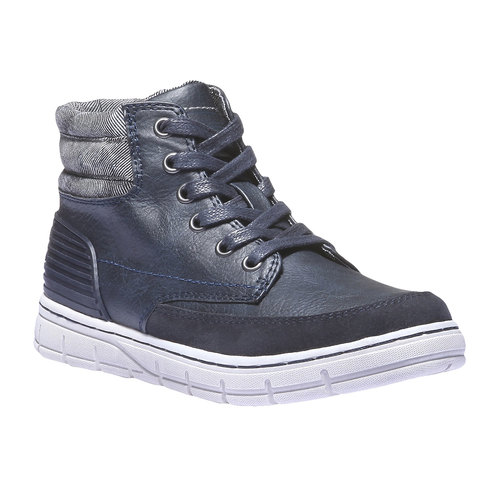Sneakers colorate mini-b, blu, 391-9194 - 13