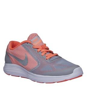 Sneakers sportive da bambino nike, grigio, 409-8117 - 13