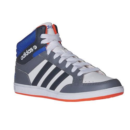 Sneakers Adidas alla caviglia adidas, bianco, 401-1141 - 13