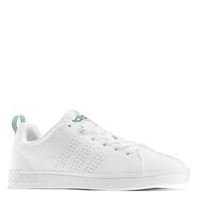 Sneakers bianche da donna adidas, bianco, 501-1300 - 13