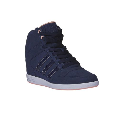 sneaker alla caviglia con zeppa adidas, viola, 503-9689 - 13