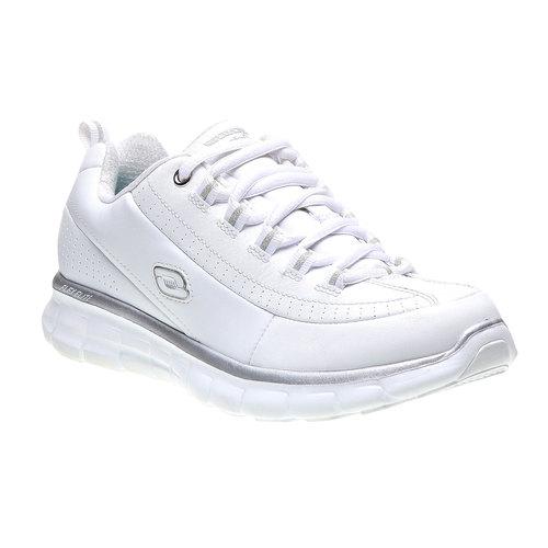 Sneakers sportive skechers, bianco, 504-1323 - 13