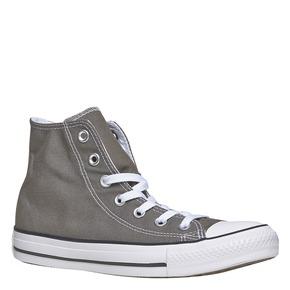 Sneakers da donna alla caviglia converse, grigio, 589-2278 - 13