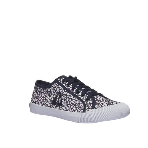Sneakers in tessuto le-coq-sportif, viola, 589-9693 - 13