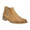 Chelsea Boots di pelle bata, marrone, 594-3432 - 13
