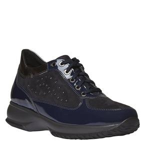 Sneakers donna bata, viola, 623-9229 - 13