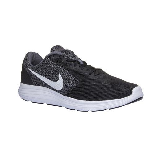Sneakers sportive da uomo nike, nero, 809-6220 - 13