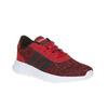 Sneakers da uomo dallo stile sportivo adidas, rosso, 809-5182 - 13
