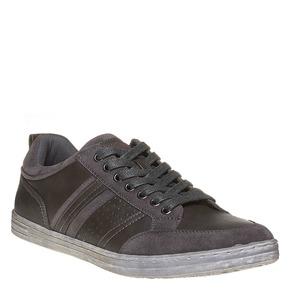 Sneakers informali da uomo bata, grigio, 841-2404 - 13