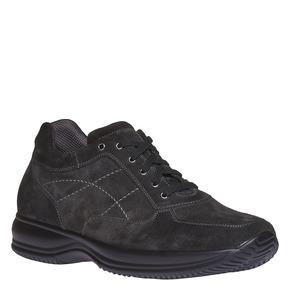 Sneakers uomo bata, grigio, 843-2315 - 13